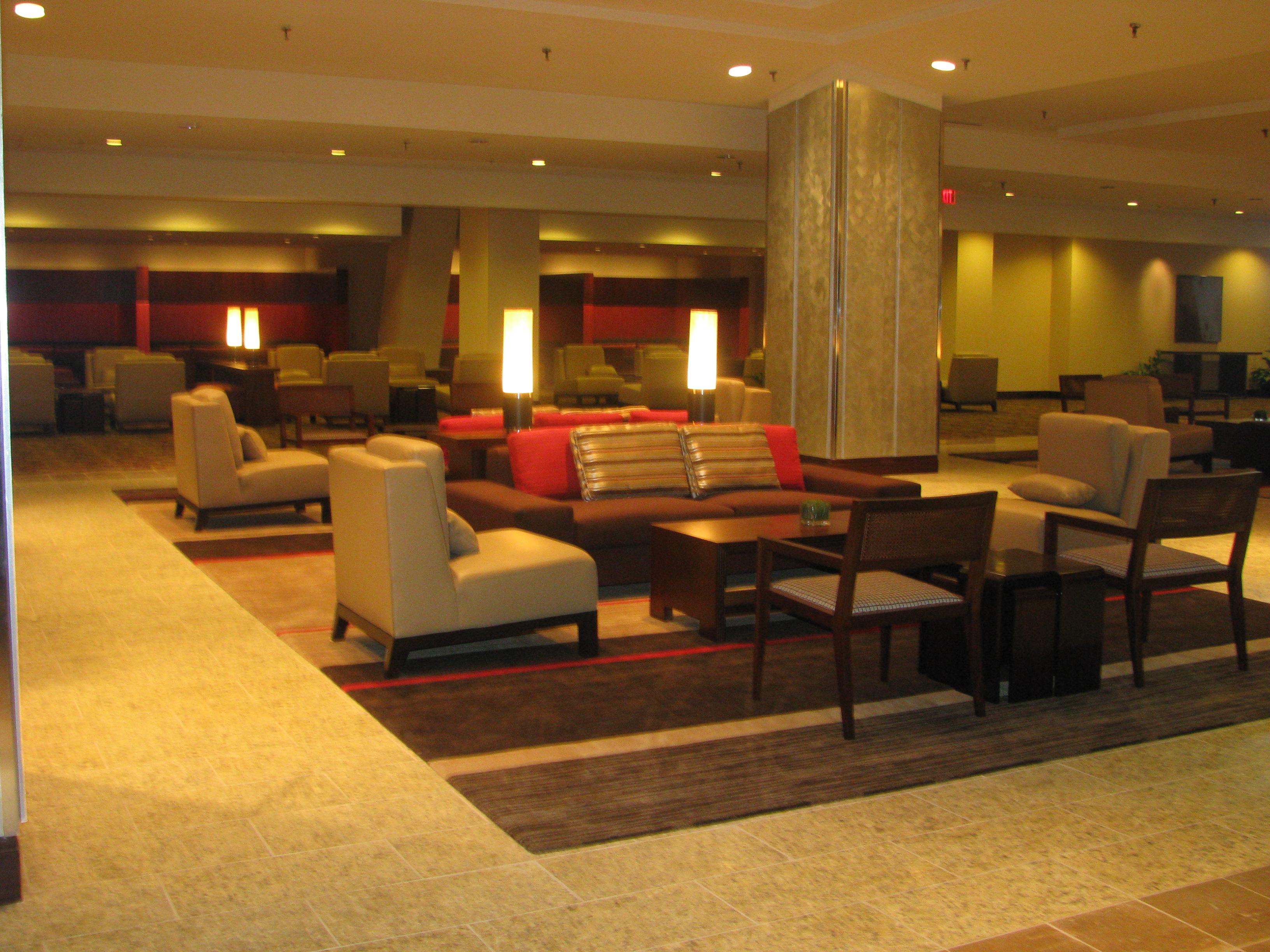 Happenings Hilton Atlanta
